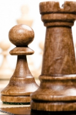 Шахматные турниры постер