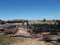 Жители Марий Эл лишились крупного запаса: сгорело 400 тюков кормового сена