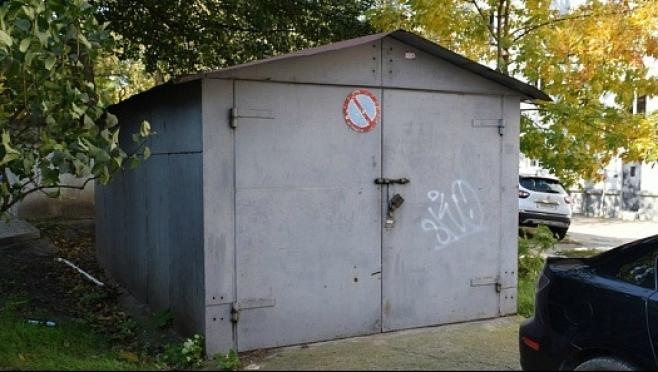 Житель Йошкар-Олы «пропил» чужой гараж