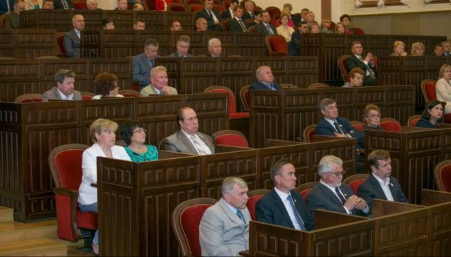 Депутаты Государственного Собрания готовятся к последней сессии 2017 года