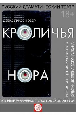 Кроличья нора постер