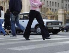 В столице Марий Эл водители игнорируют пешеходные переходы
