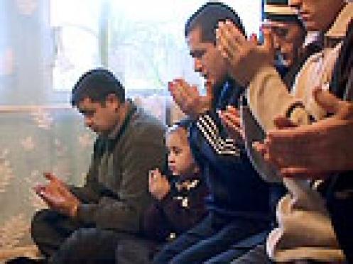 Мусульмане поселка Медведево к концу года будут совершать намаз в собственной мечети (Марий Эл)