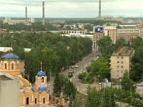 В столице Марий Эл вновь перекрывают ул. Первомайскую