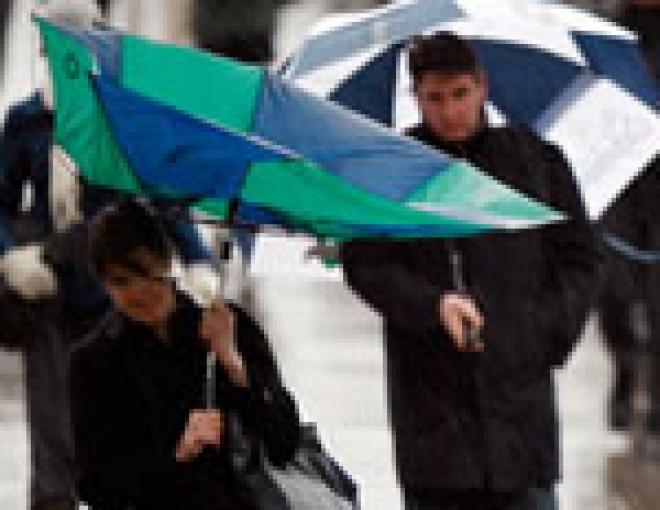 Дожди не отступают от Республики Марий Эл