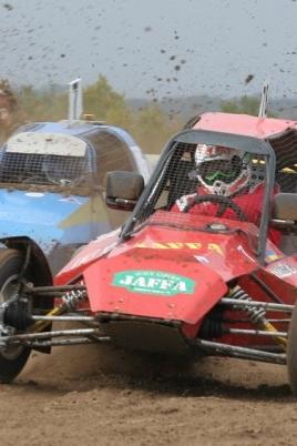 V этап Чемпионата Республики Марий Эл  по автокроссу постер