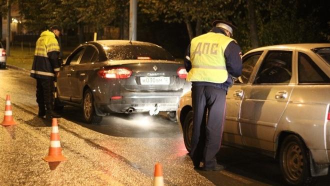 Более 2 800 пьяных водителей задержали инспекторы ДПС с начала года