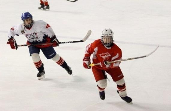 Юные хоккеисты из Йошкар-Олы выиграли межрегиональный турнир