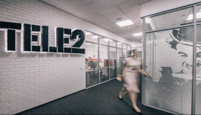 Уровень вовлеченности сотрудников Tele2 вырос до 80%