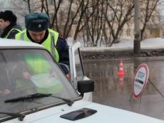 Утром в Йошкар-Оле прошли тотальные проверки автотранспорта