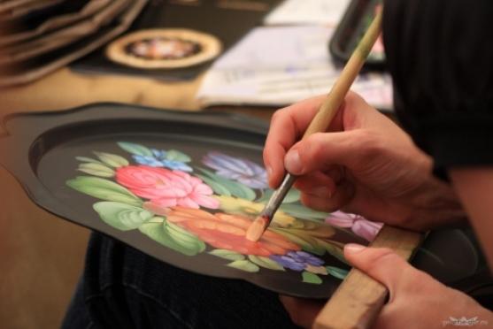 Йошкаролинцам предлагают пройти путь от ремесла к искусству