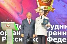 Артему Хохорину присвоили генерал-лейтенанта