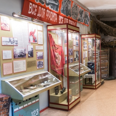 История Великой Отечественной войны в летописи нашего города