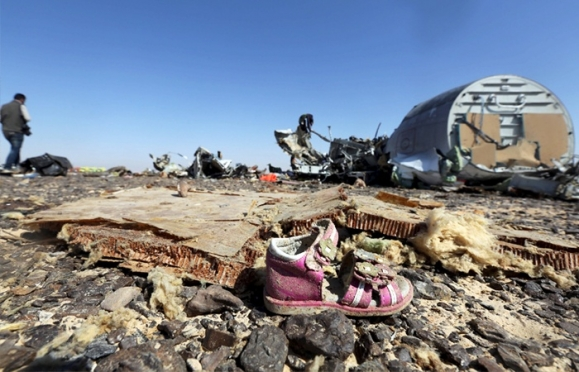 Авиакатастрофа А321 над Синаем признана терактом