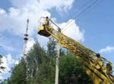Жителей Медведевского района Марий Эл оставили без света и газа