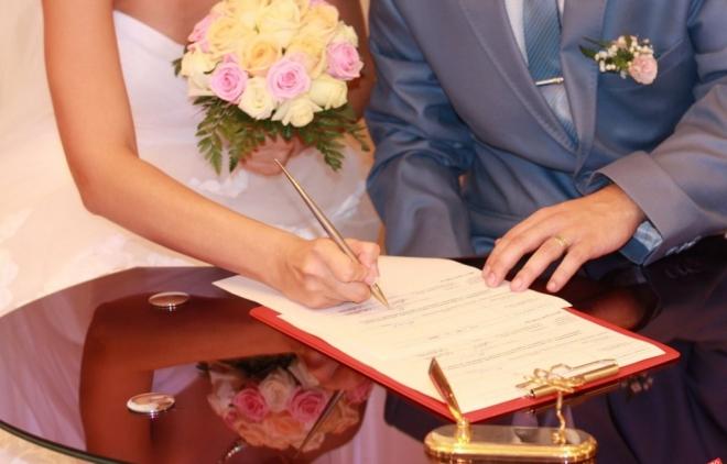 В йошкар-олинском загсе больше не играют свадьбы