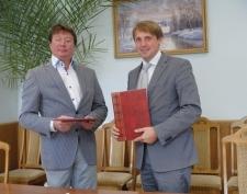 Марийский университет и театр оперы и балета подписали договор о партнерстве