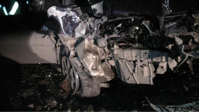 8-летняя девочка пострадала в дорожной аварии