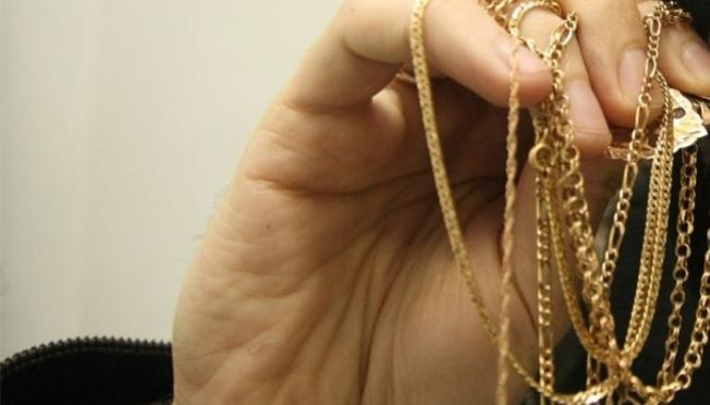 Любители золотых цепочек окажутся на скамье подсудимых