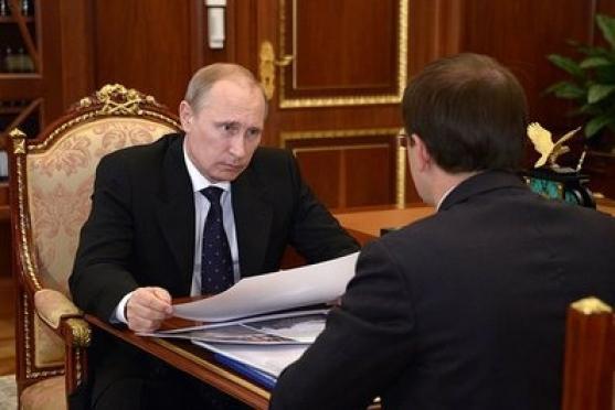 Владимиру Путину рассказали про новый театр в Йошкар-Оле