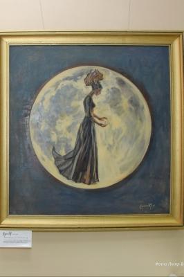 Творческая встреча с художницей Анастасией Отмаховой