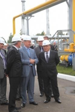 В Марий Эл введен в строй новый газопровод