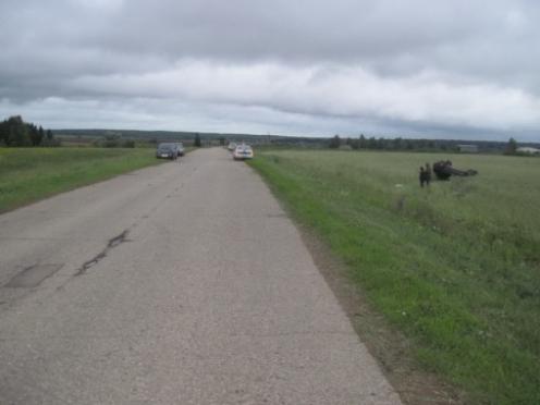 По факту ночного ДТП в Мари-Турекском районе возбуждено уголовное дело