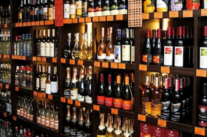 Любители выпить покушаются на дорогой алкоголь