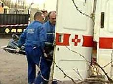 В п.Сернур (Марий Эл) водитель иномарки сбил трех человек