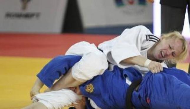 Чемпионкой России по дзюдо стала спортсменка из Марий Эл