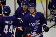 Волжская «Ариада-Акпарс» завершила хоккейный сезон на минорной ноте