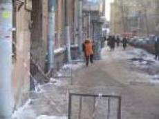 """В столице Марий Эл сигнальные ленты используют в """"мирных целях"""""""