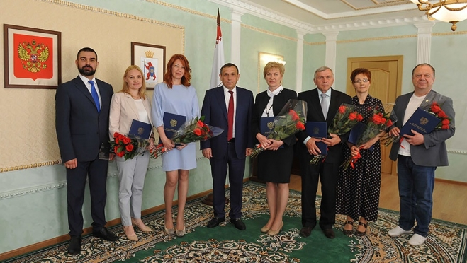 Жители Марий Эл получили благодарственные письма Президента России
