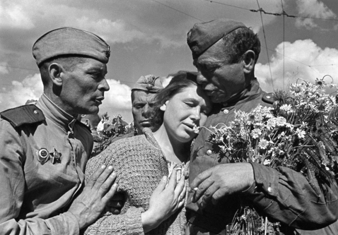 Жители Марий Эл могут внести свой художественный вклад к юбилею Победы