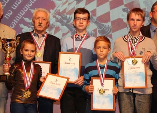 Юные шахматисты Марий Эл вернулись с победой с Всероссийских соревнований
