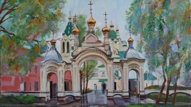 На MariMedia.ru открылась картинная галерея с пейзажами Йошкар-Олы