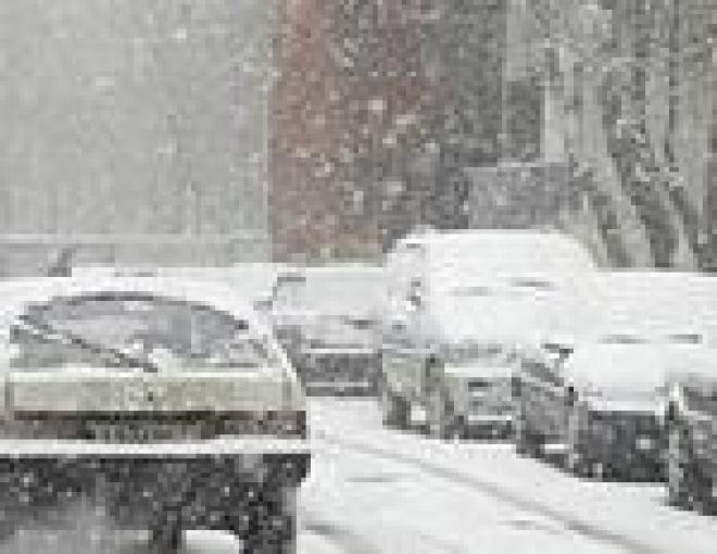 22 автостолкновения за час: водители Йошкар-Олы не успели приспособиться к погодным условиям