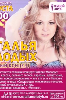 Наталья Молодых постер