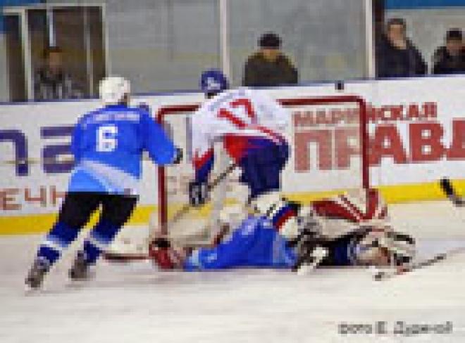 Главная хоккейная команда Марий Эл обнародовала новое название клуба