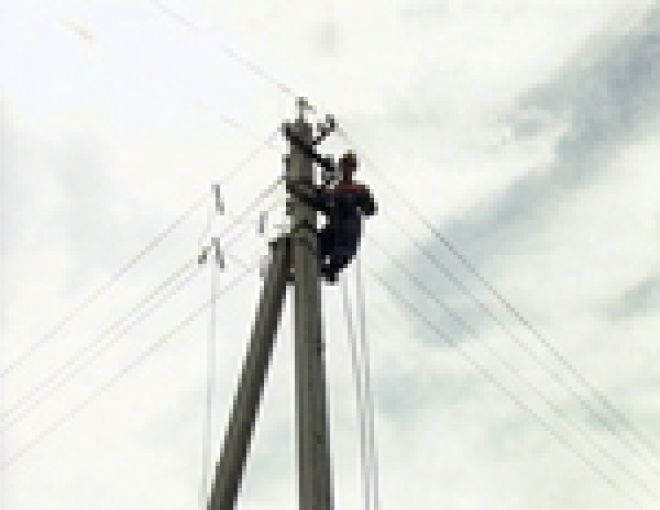 В Медведевском районе Марий Эл участились случаи отключения электроэнергии