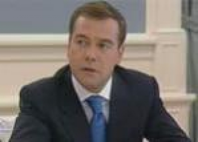 Дмитрий Медведев вылетел в Марий Эл