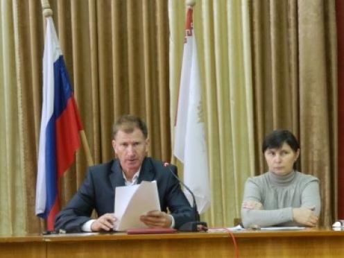 Бывший глава администрации Звениговского района возглавил районное Собрание депутатов