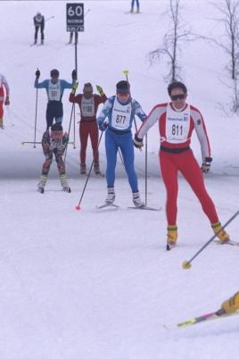 Чемпионат и первенство Республики Марий Эл по лыжным гонкам постер