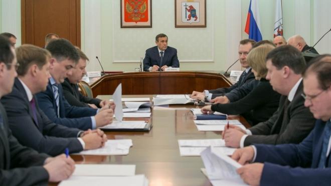 Александр Евстифеев провел заседание Комиссии по противодействию коррупции