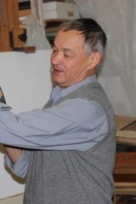 Творческая встреча с художником И.В. Ефимовым