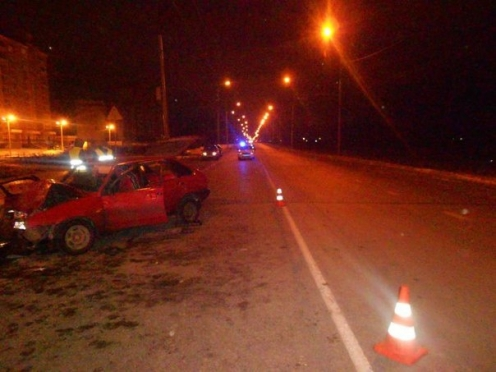 На выезде из Йошкар-Олы в дорожной аварии погибли два водителя