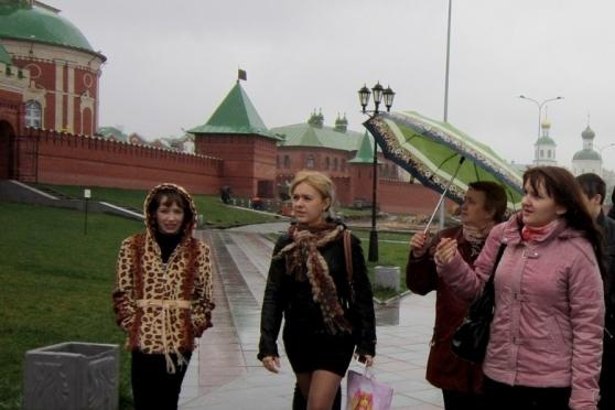 В прошлом году Марий Эл в качестве туристов посетило 6,6 тысяч иностранцев