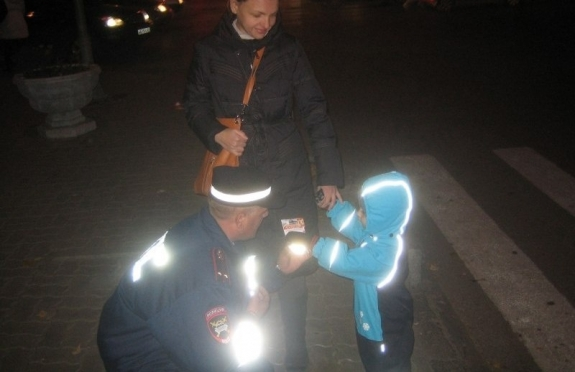 Госавтоинспекторы Марий Эл обратили внимание на пешеходов