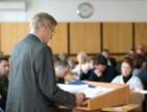 XXXVII сессия Госсобрания Республики Марий Эл будет посвящена теме страхования