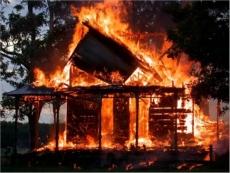 17 бытовых пожаров — итог минувшей недели